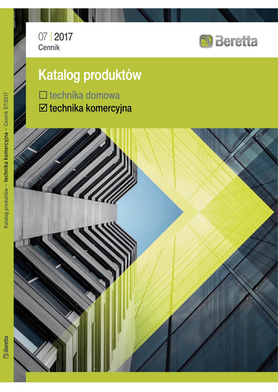 Katalog technika komercyjna